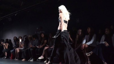NYFW Thomas Wylde Rock and Roll