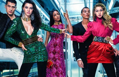 The H&M and Balmain Anticipation Begins Now