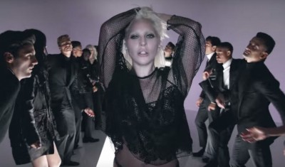 Watch Tom Ford's Spring 2016 Collection with Gaga-