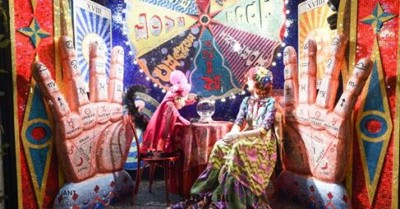It's Here! Bergdorf Goodman Unveils Holiday Windows