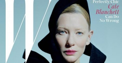 Exclusive: Stefano Tonchi on How W's Art and Fashion Issue Turned Cate Blanchett Into A Prince -…