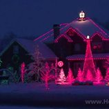 The Amazing Grace Christmas House – Holdman Christmas