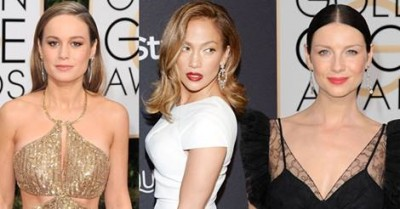 The Golden Globes 2016 Beauty Trend – Retro Glam