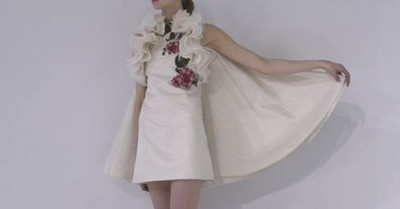 Video: Couture in Slow Motion A closer view of looks from the spring 2016 haute couture shows