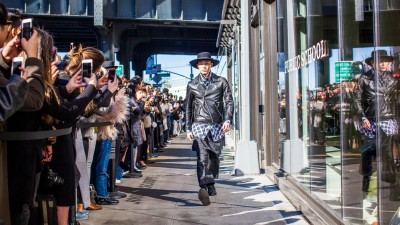 They Are Wearing – New York Fashion Week Men's