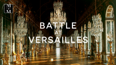 Watch an Exclusive Clip From the New Documentary Battle at Versailles