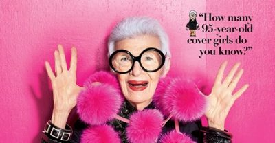 Iris Apfel Emojis Are Here!