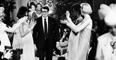 Yves Saint Laurent, Who Changed the Color of Couture