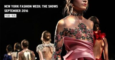 New York Fashion Week | Live New York Fashion Week Sep 8 – Sep 15