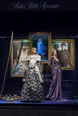 Saks Fifth Avenue, Marc Jacobs, & Tim Burton Team Up – Daily Front Row
