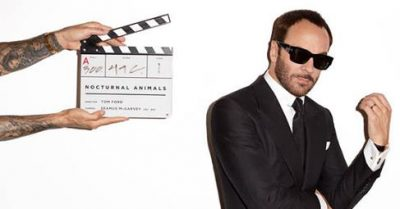 Tom Ford Brings His Singular Aesthetic to Film