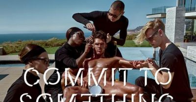 Steven Klein Recommits to Equinox with 2017 Campaign