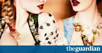 Ellen von Unwerth: 'Let's photograph girls enjoying life'
