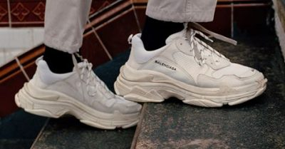 Ugly 'Dad' Sneakers Luring Luxury
