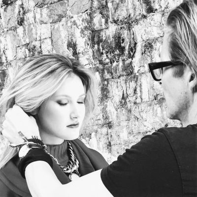 salonwithoutwalls artist on-location NYC: Master Stylist – Makeup Artist Gregg Tusler
