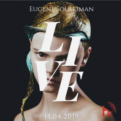 Eugene Souleiman Live @hairdressinglive
