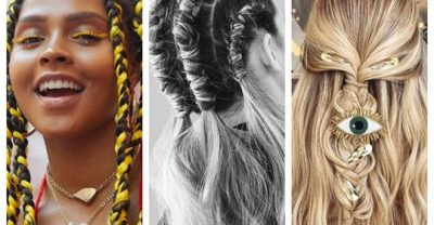 16 Coachella-Worthy Hairstyles That Don't Involve a Flower Crown: