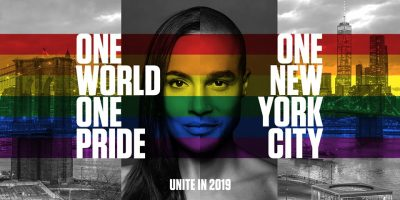 salonwithoutwalls on-location NYC: World Pride 2019